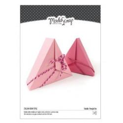 Dies Modascrap - Boîte Triangle