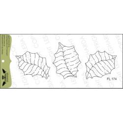 Tampons transparent Lesia Zgharda -