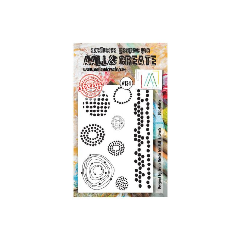 AALL & Create Stamp Set - 134 - Oh points !