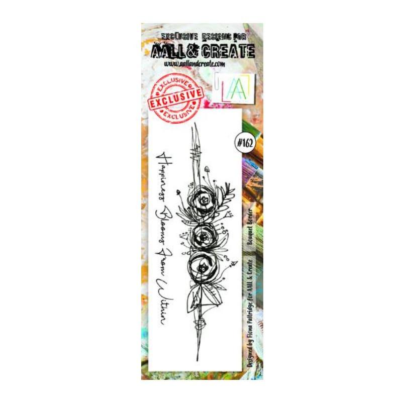 AALL & Create Stamp - 162 - Bonheur