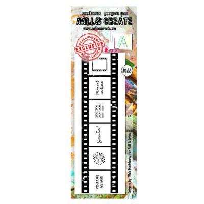 AALL & Create Stamp - 166 - Pellicule