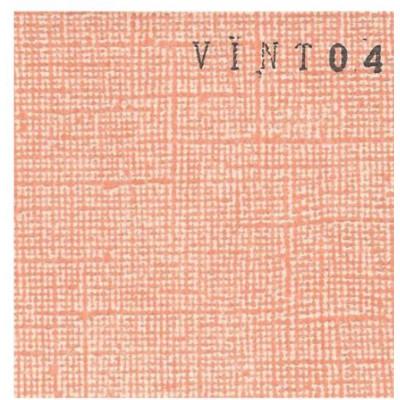 Cardstock texturé canvas - Coloris Vintage Peche