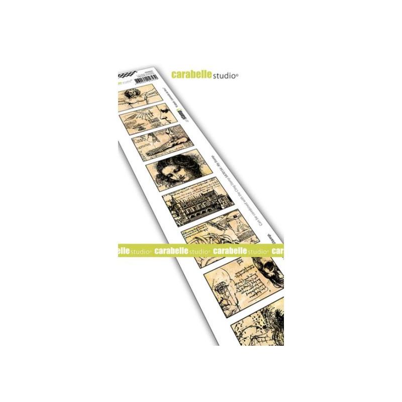 Tampons Edge - Carabelle Studio - Leonard de Vinci
