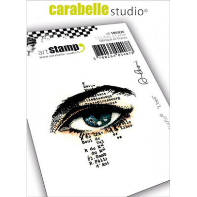 Tampons Mini - Carabelle Studio - L'œil