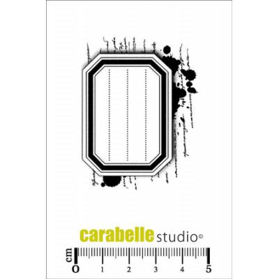 Tampons Mini - Carabelle Studio - Etiquette cahier