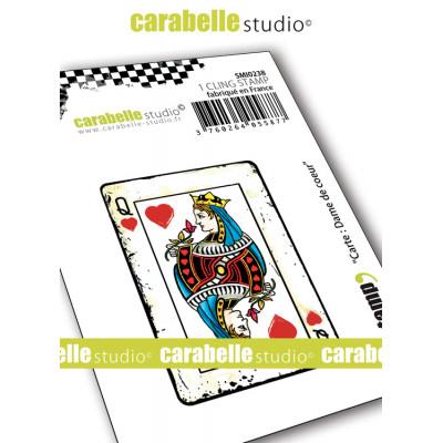 Tampons Mini - Carabelle Studio - Dame de coeur