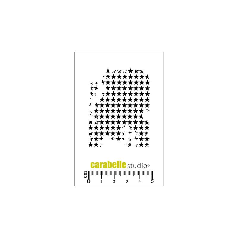 Tampons Mini - Carabelle Studio - Texture Etoiles