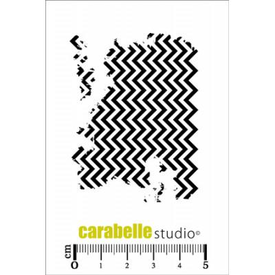 Tampons Mini - Carabelle Studio - Texture Chevrons