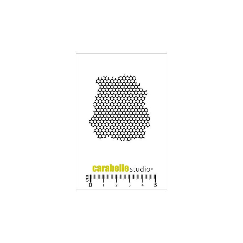 Tampons Mini - Carabelle Studio - Texture mini points