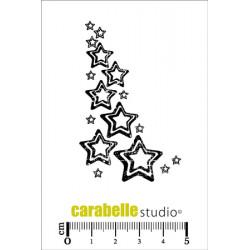 Tampons Mini - Carabelle Studio - Angle d'étoiles