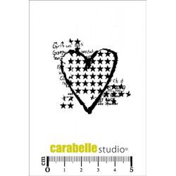 Tampons Mini - Carabelle Studio - Mon coeur étoilé