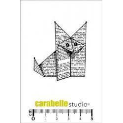 Tampons Mini - Carabelle Studio - Renard Origami