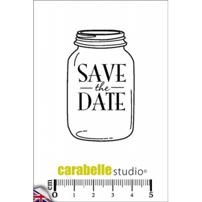 Tampons Mini - Carabelle Studio - Save the date