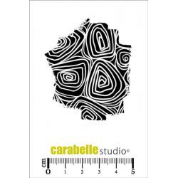Tampons Mini - Carabelle Studio - Textures spirales
