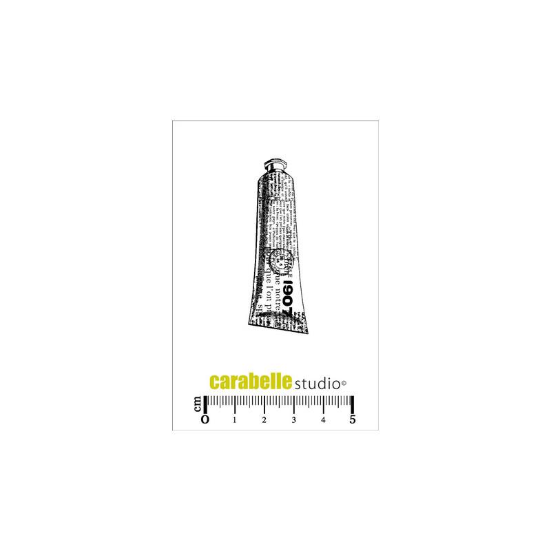 Tampons Mini - Carabelle Studio - Tube de peinture