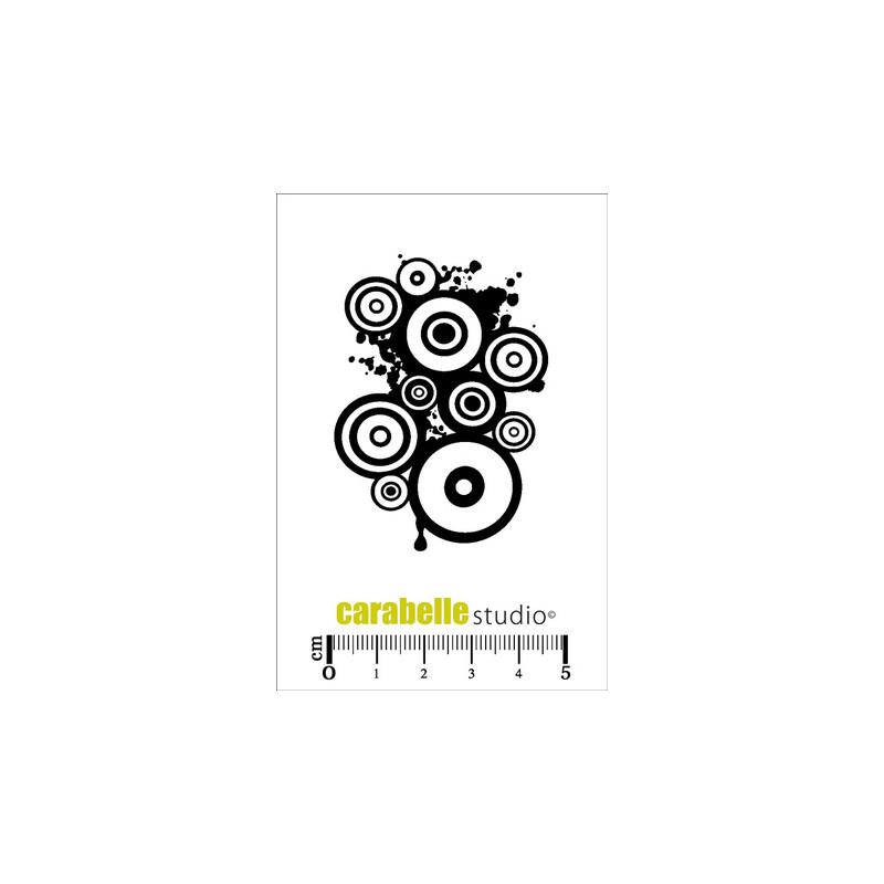 Tampons Mini - Carabelle Studio - Collage : des Ronds