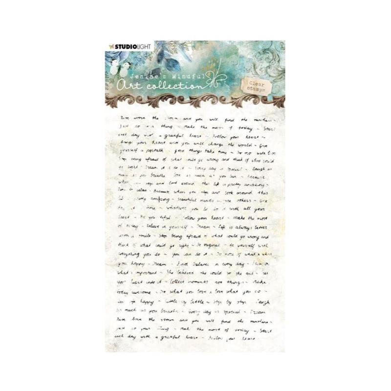 Tampons - Studio Light - Ecritures