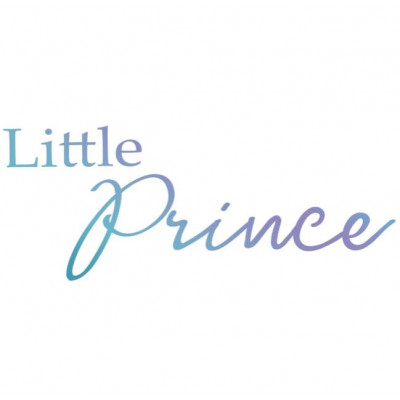 Tampon Clear - Couture Creations - Little Prince