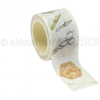 Washi Tape Alexandra Renke - Sourire - 3 cm