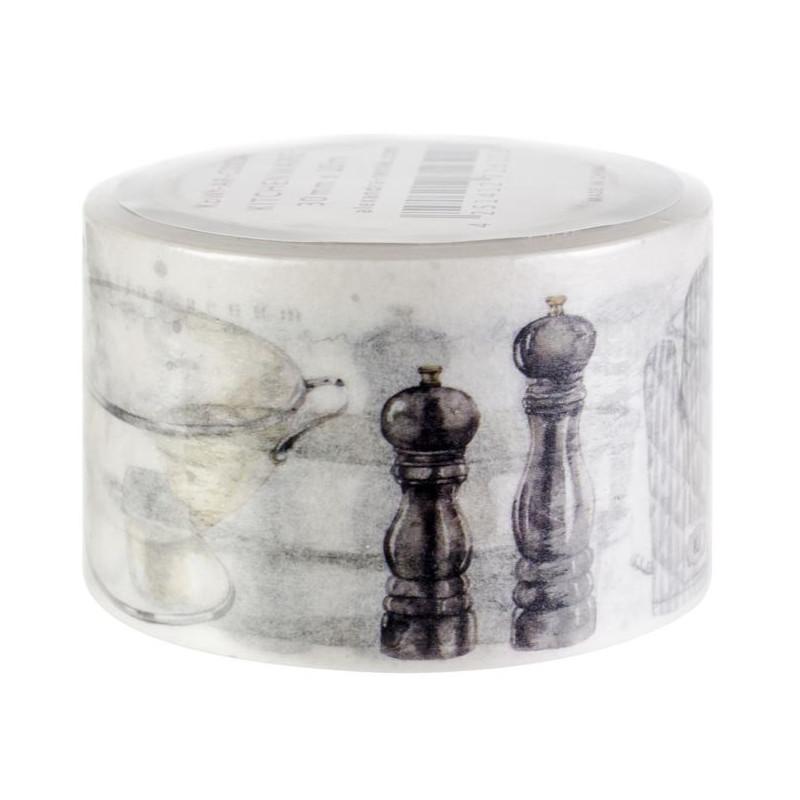 Washi Tape Alexandra Renke - Dans ma cuisine - 3 cm