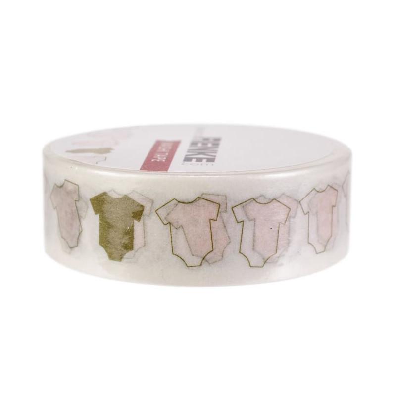 Washi Tape Alexandra Renke - Layette - 1.5 cm