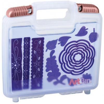 Boîte ArtBin - Rangement magnétique pour outils de découpe (die)