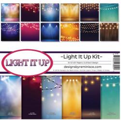 Pack 30x30 -Reminisce - Light it up