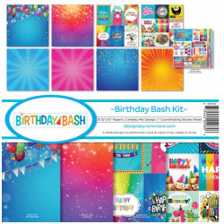 Pack 30x30 - Birthday Bash Kit