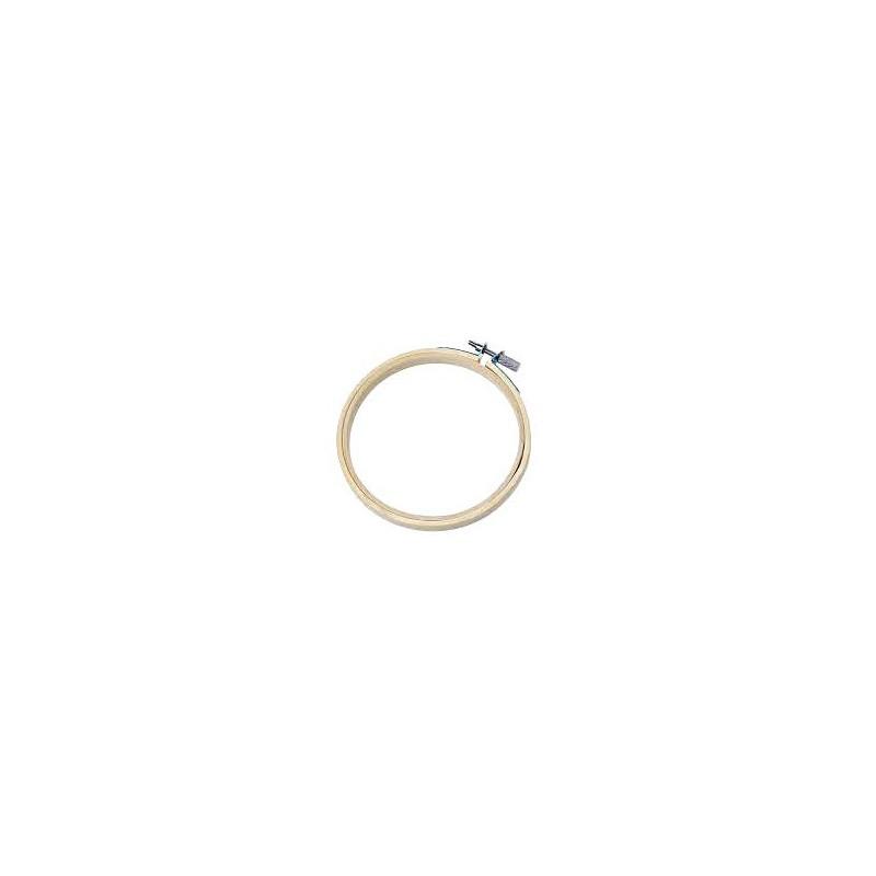 Cercle à broder -  17 cm