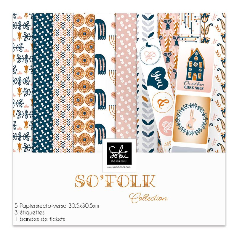 Toute la collection Sokai - SO' Folk