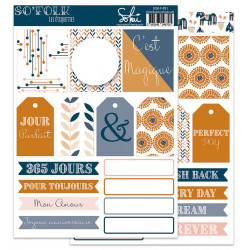 Planches d'étiquettes Sokai - SO'Folk -1