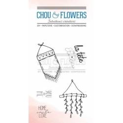 Tampons Clear - Chou & Flowers - Home - Décorayion