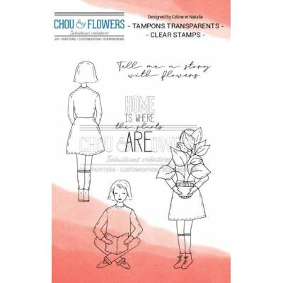 Tampons Clear - Chou & Flowers - Home - Plant Lady