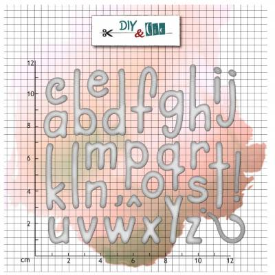 Die - DiY and Cie - Alphabet Classique