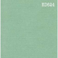Cardstock texturé canvas - Coloris Vert Grisé