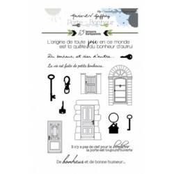 Tampons clear - M.LN Geffray - Porte-Bonheur Clés et Portes