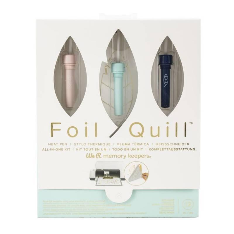Foil Quill - Stylo thermique Kit tout en un - We R memory keepers