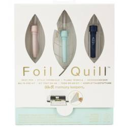 Foil Quill - Stylo thermique Kit tout en un - We R memory keepers