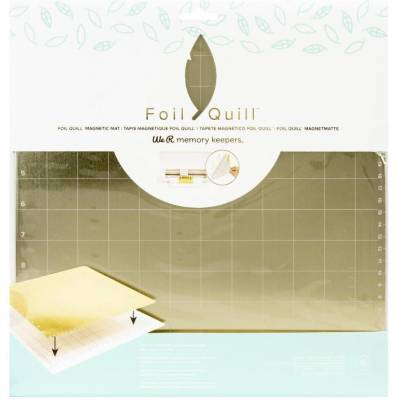 Foil Quill - Tapis magnétique - We R memory keepers