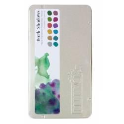 Crayons aquarellables Nuvo - Dark Shadows