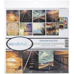 Pack 30x30 -Reminisce - Wanderlust