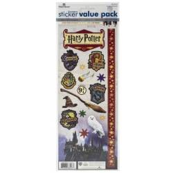 Pack Cardstock Stickers - Paper House - Harry Potter