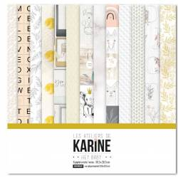 Pack 30x30 - Les Ateliers de Karine - Hey Baby