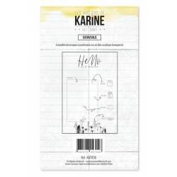 Tampons clear - Les Ateliers de Karine - Hey Baby - Bienvenue