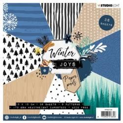 Mini Pack 15x15 - Studio Light - Winter Joys 1