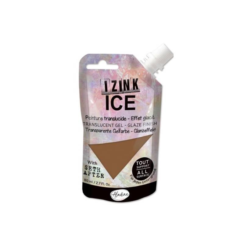 Peinture Izink Ice - Aladine - 80ml - Miel Whiskey Frost