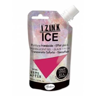 Peinture Izink Ice - Aladine - 80ml - Rose - Polar Pink