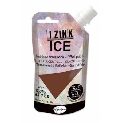 Peinture Izink Ice - Aladine - 80ml - Thé Iced Tea