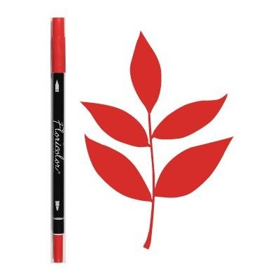 Feutre Floricolor - Géranium