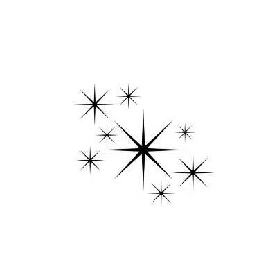 Tampon Clear - Lavinia - Etoiles 1 - Stars 1 Miniature